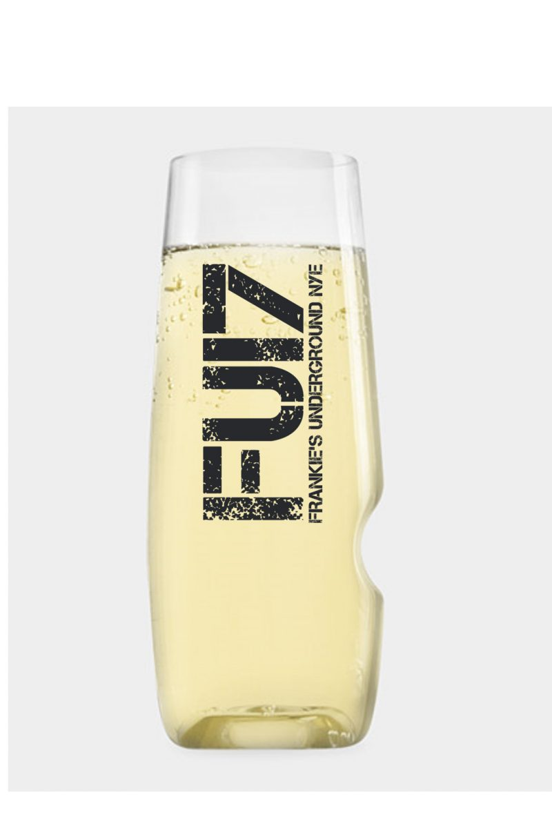FU17-Commemorative-Champagne-Glass-Frankie's-Bar-Downtown-Dallas