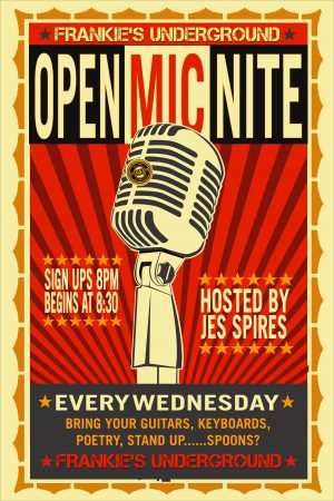 Dallas-Open-Mic-Night-Frankie's-Sports-Bar-Dallas
