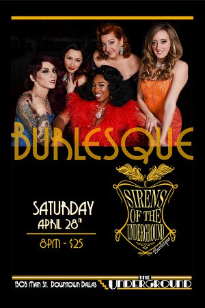Dallas-Burlesque-Sirens-of-the-underground-Frankie's-Downtown-Dallas-Bar