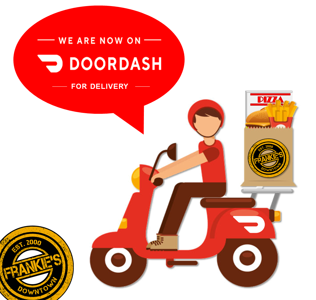 Frankie's-Downtown-Dallas-Doordash-Delivery-Pick up-To Go-Partner
