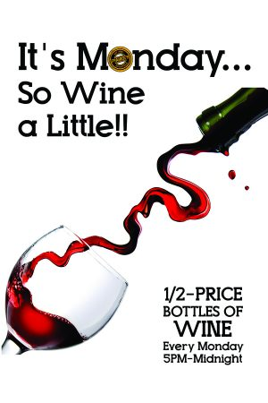 Half-off-Wine-Bottles-Monday-Frankie's-Downtown-Dallas-Patio-Inside
